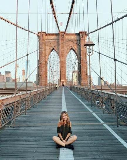 55+ Neue Ideen Reisefotografie Tumblr New York Brooklyn Bridge   – NYC