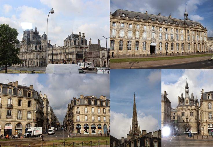 Шитейные дела: Испания-Франция июнь 2014 - Бордо - Дюна