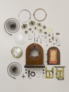 """Things Come Apart is an expansion of the original Disassembly Series. This new set of images explores retro to modern daily items that have, are, or will be in our everyday lives. The book """"Things Come Apart"""" published by Thames & Hudson will be available May."""