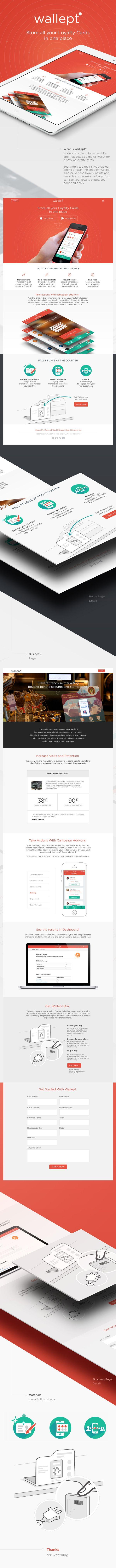 Wallept Website