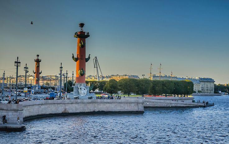 Vasilievsky Island by Стас Киренков on 500px