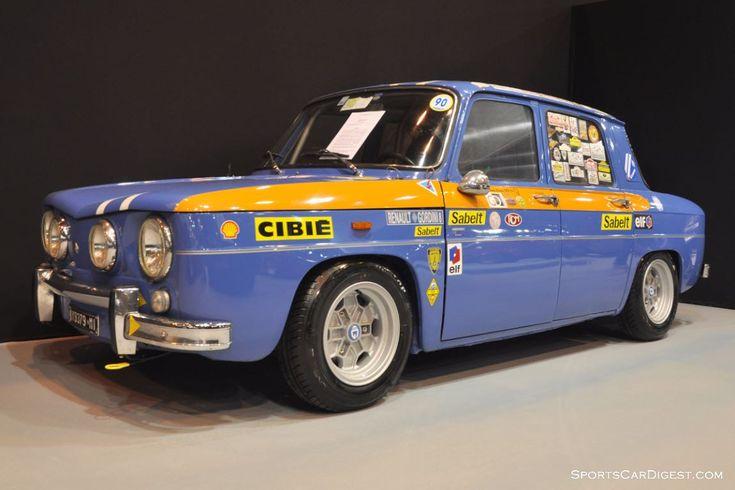 Renault 8 Gordini – 1962