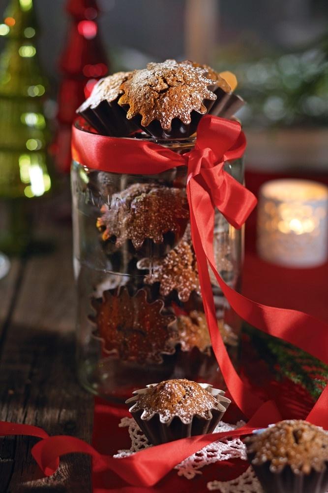 Jouluiset muffinit | Joulu | Pirkka #food #christmas #joulu