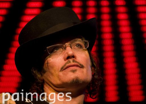 Adam Ant new tour announcement - London - Images - Press Association