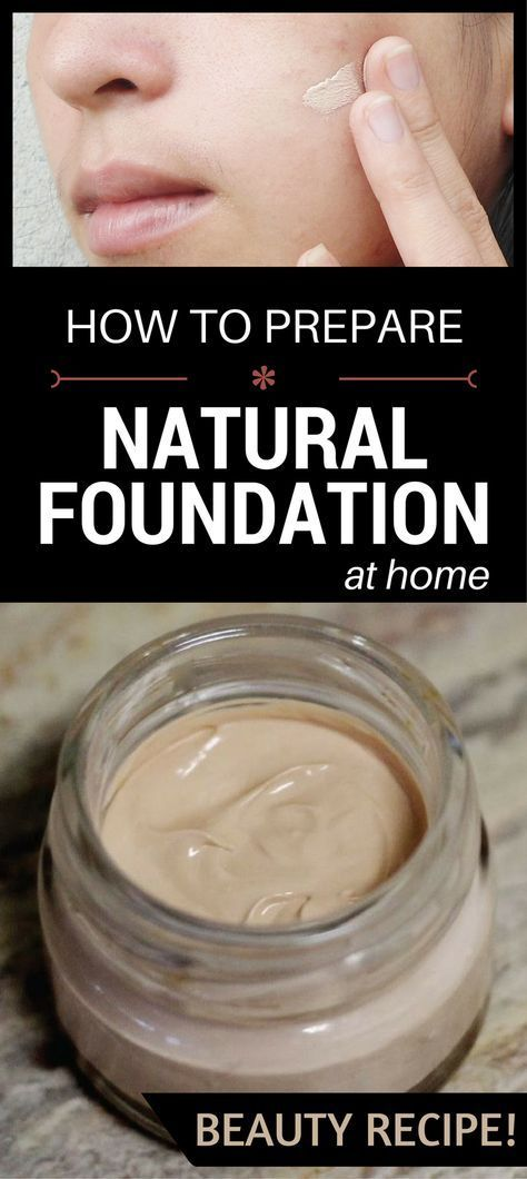How To Prepare Natural Foundation At Home? – 101BeautyTips.org