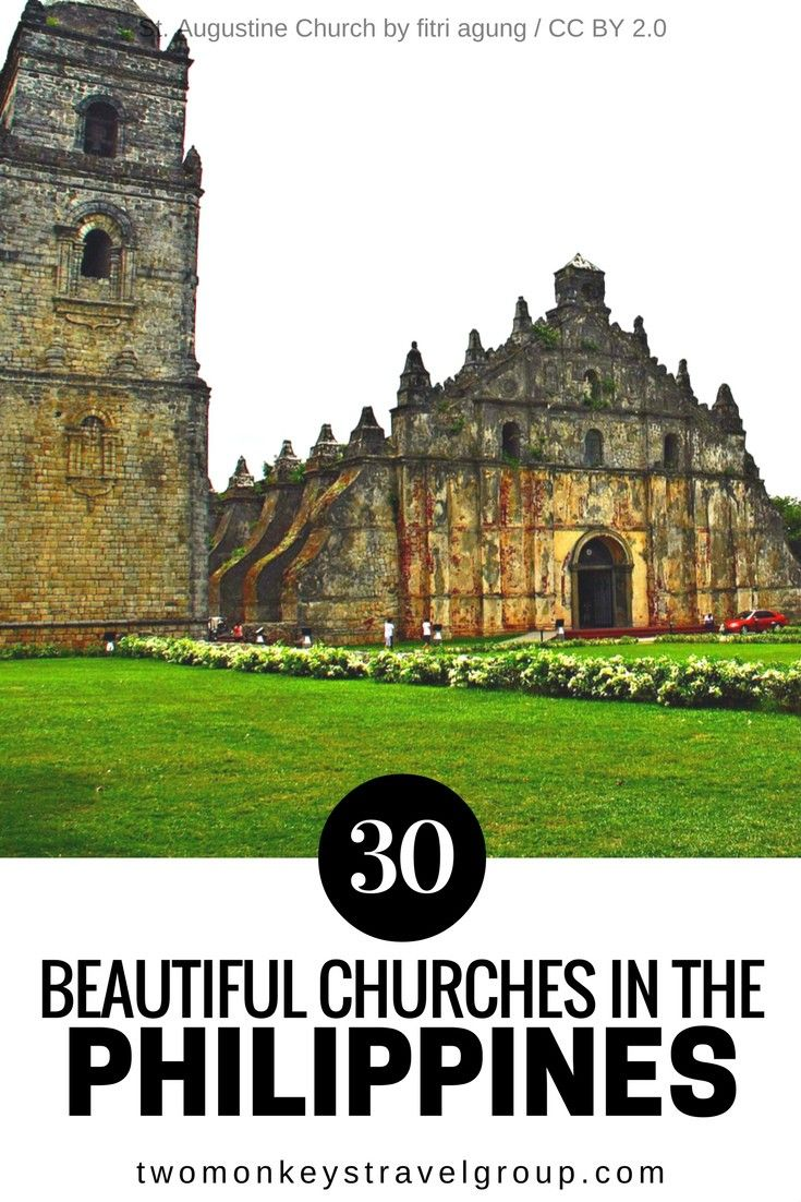 30 Beautiful Churches in the Philippines During the pre-colonial times, Filipinos have their own ancient indigenous beliefs; but it was not until the 16th century, during the Spanish era, when Christianity was introduced and brought by the missionaries in Cebu. Today, roughly 85 percent of the Philippine's population are Christians (mostly Roman Catholic).