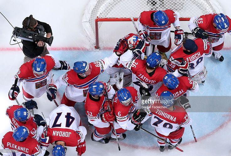 Svět podle Di: 11 věcí, který mi budou chybět z MS v ledním hokeji