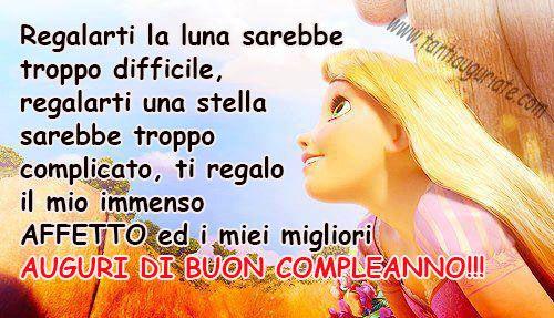 Rapunzel   Auguri Di Buon Compleanno! #compleanno #buon_compleanno #tanti_auguri