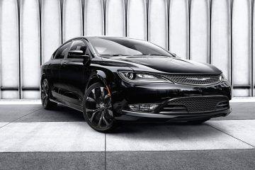 2016 Chrysler 200 – Midsize Sedan Next Generation