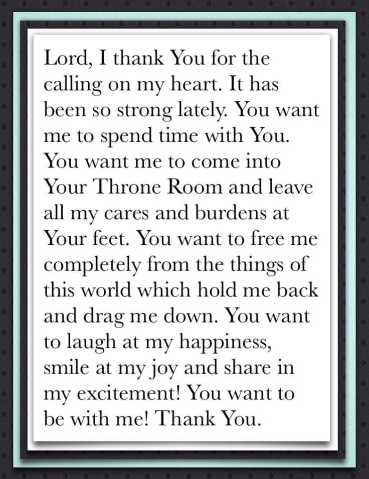 Prayer by Jeanne-Antoinette