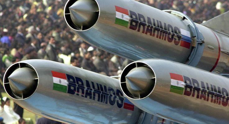 Noticia Final: Rússia pretende aumentar alcance dos mísseis BrahM...