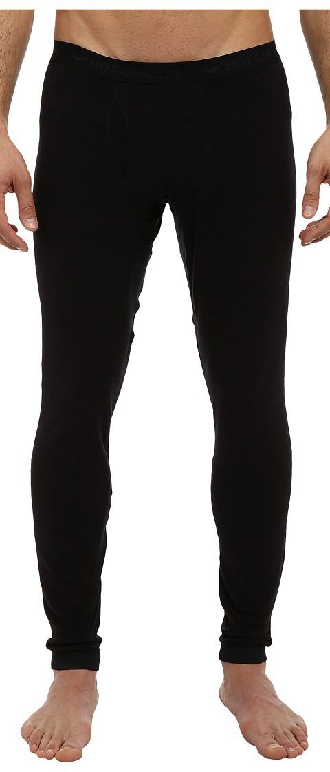 Hot Chillys La Montana Fly Bottom (Black) Men's Clothing - Hot Chillys, La Montana Fly Bottom, HC4031, Apparel Bottom General, Bottom, Bottom, Apparel, Clothes Clothing, Gift, - Street Fashion And Style Ideas
