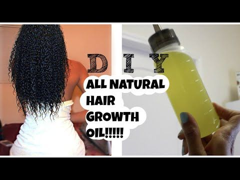 Natural Products For Natural Hair Growth