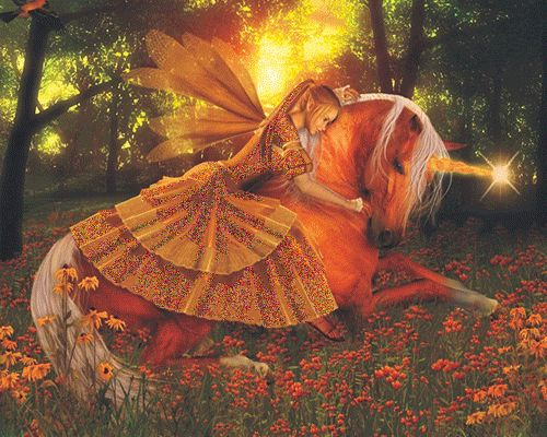 ♥ love this one, love fairies and I love fall!!
