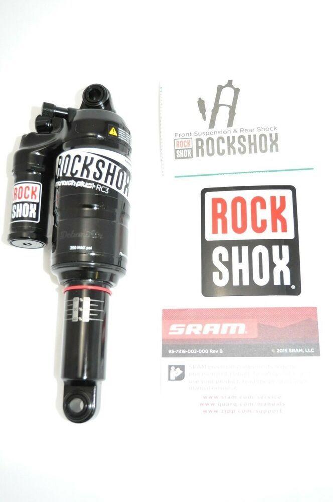 Sponsored Ebay Rockshox Monarch Plus Rc3 7 875 X 2 25 200x57 Debonair Shock Rockshox Fun Sports Bike