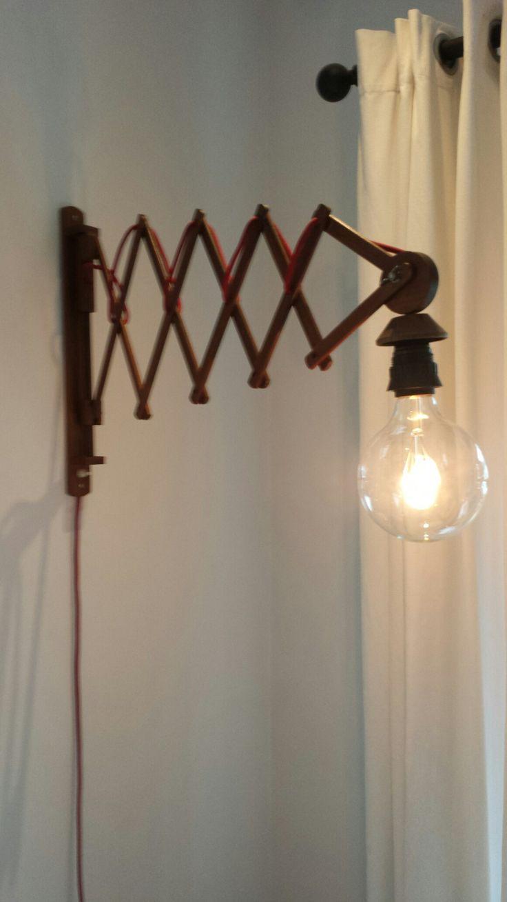 Vintage lamp #snoerboer