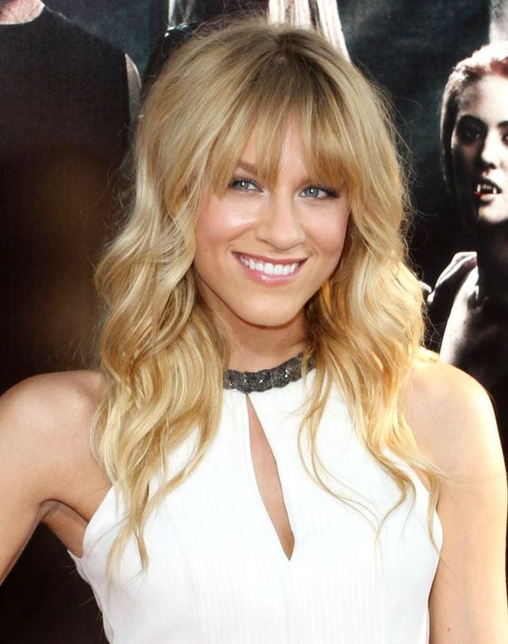 Brit Morgan (Debbie from True Blood)