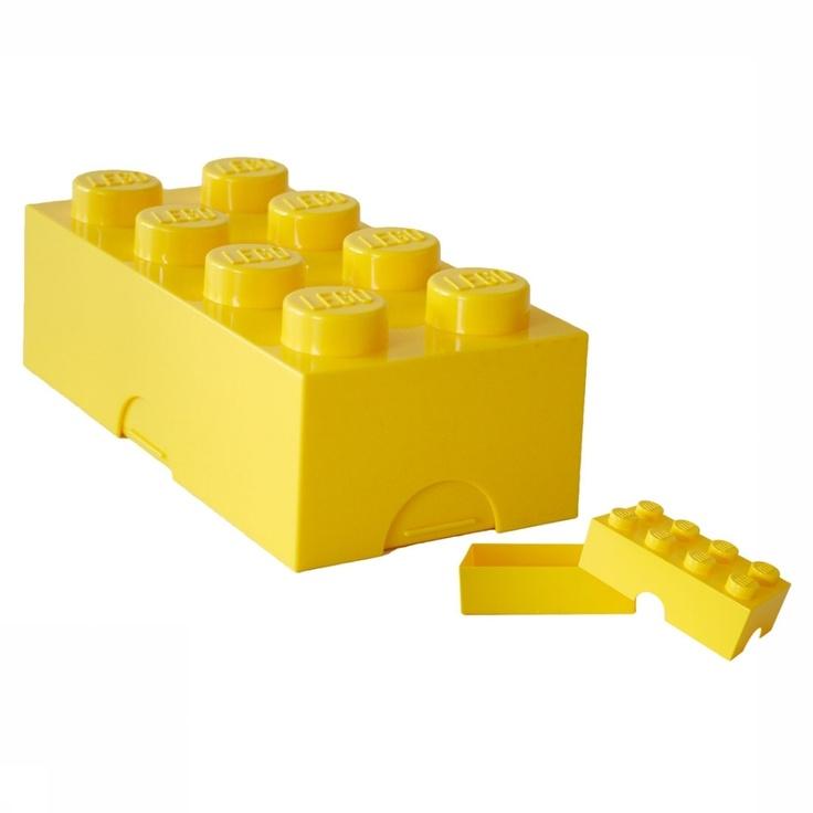 Lego Lunch & Storage Brooddoos Lunch Box