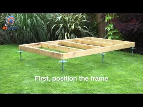 best 25+ shed base kit ideas on pinterest | cheap metal sheds