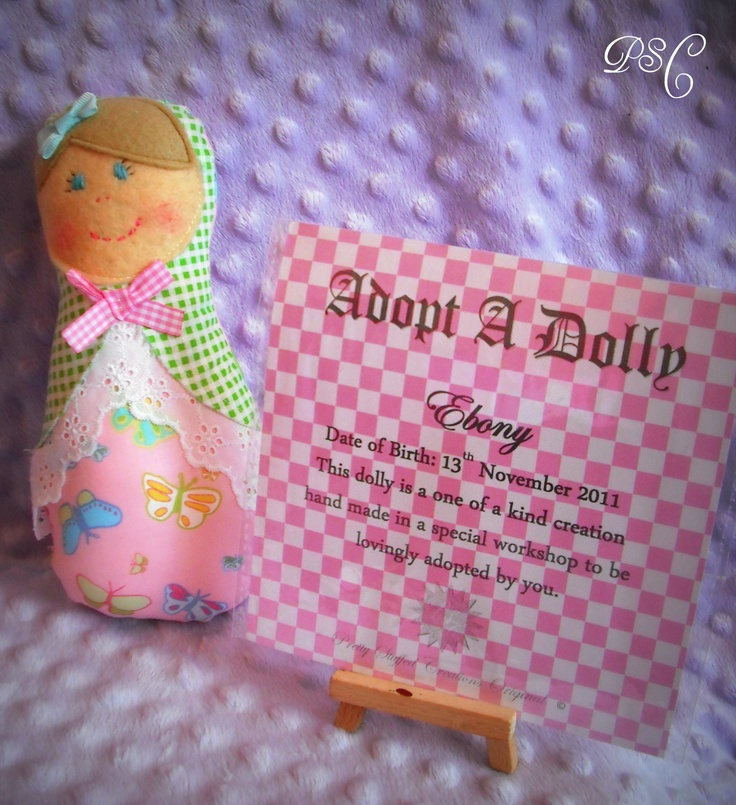 Adopt-A-Dolly©