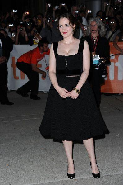"Winona Ryder Photos - ""Black Swan"" Premiere - 2010 Toronto International Film Festival - Zimbio"