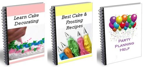 DUDE.......I HAVE TO USE ONE OF THESE FROSTING RECIPES NEXT TIME I MAKE A CAKE!!!Cake Recipe, Birthday Cake