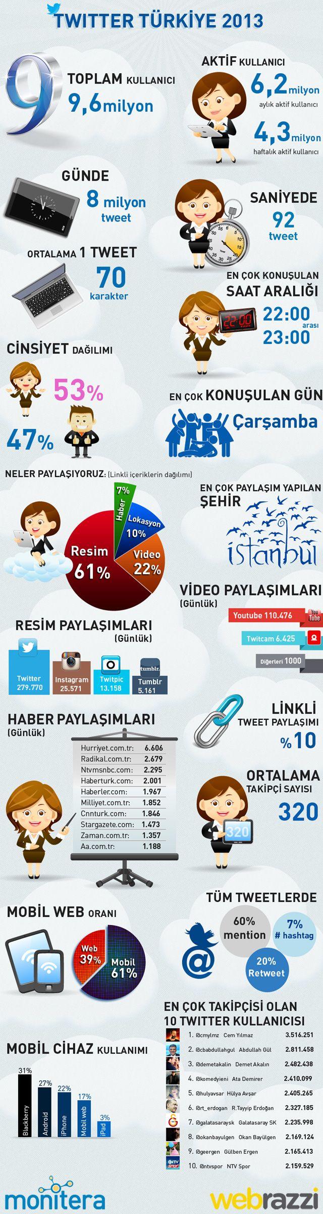Twitter Türkiye 2013