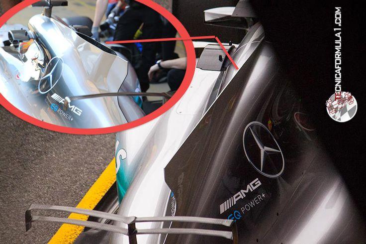 """Brawn: """"El retorno de la aleta de tiburón es algo frustrante""""  #F1 #Formula1"""