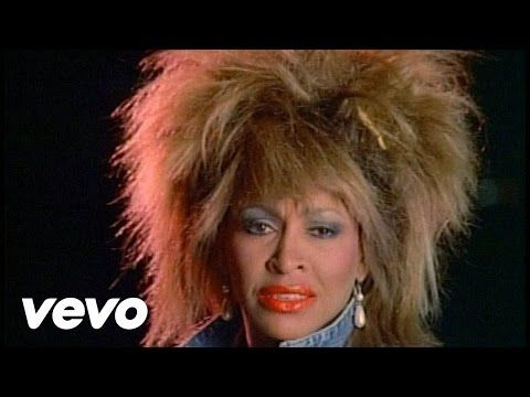 Tina Turner - We Don't Need Another Hero [Official Music Video] - YouTube