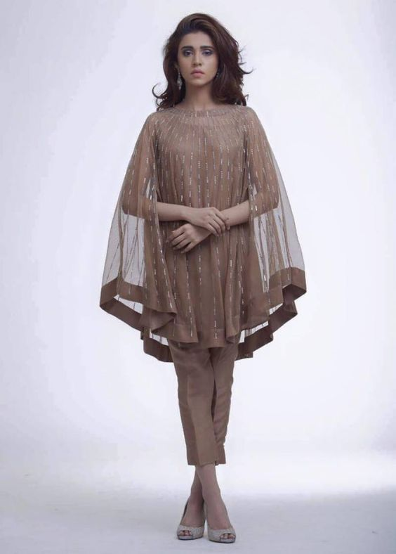 Is it a Cape? Or is it a Kurti? - Are You Ready For The Latest Summer Trend | Cape Kurtis