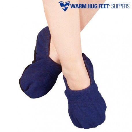 Zapatillas Microondas Warm Hug Feet - Regalos al Mejor Precio