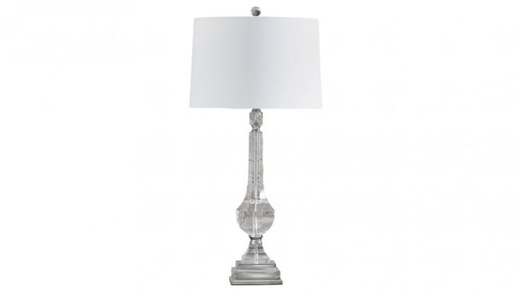 Nicole table lamp table lamps decorator items beds for Lamp table harvey norman