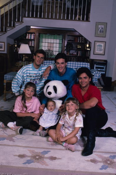 Full house season 1 images galleries for Fully house