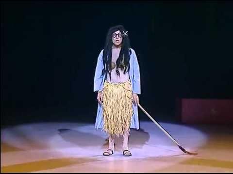 Elie Kakou la femme de ménage de Nouméa !