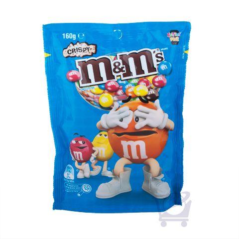 Crispy m&m's – Mars Chocolate Australia – 160g | Shop Australia