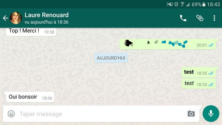 WhatsApp Beta se met en forme - http://www.frandroid.com/android/applications/349383_whatsapp-beta-se-met-forme  #ApplicationsAndroid