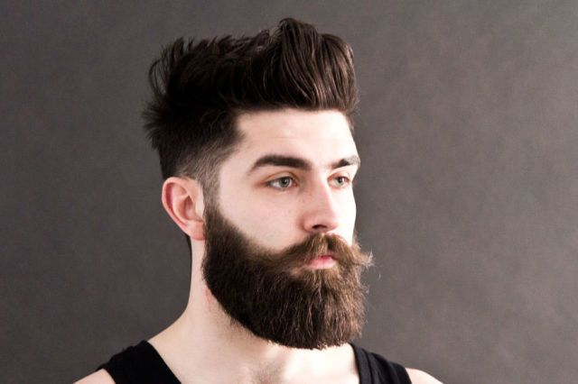 25 best ideas about hipster beards on pinterest hair and beard styles handsome bearded men. Black Bedroom Furniture Sets. Home Design Ideas