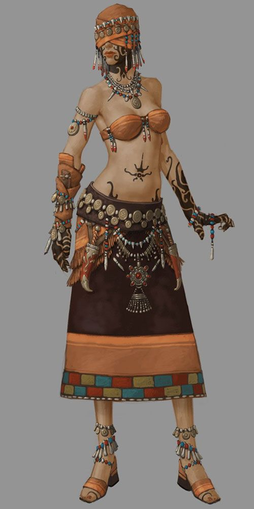 Ritualist Female