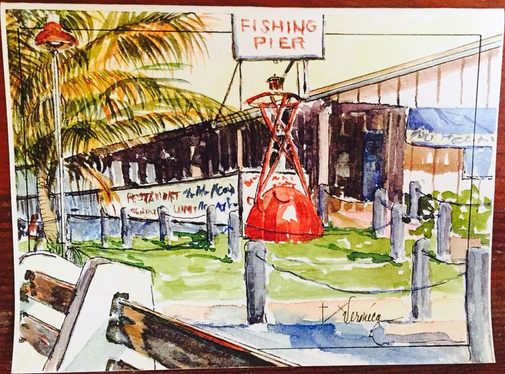 17 best images about fishing piers on pinterest seaside for Miami fishing piers