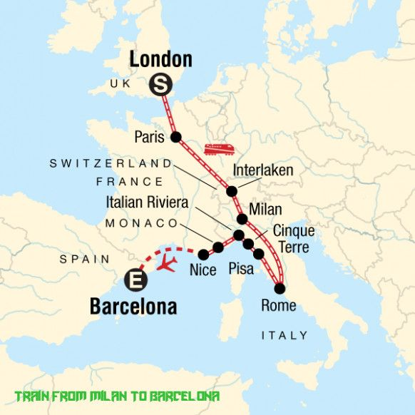 83261e104a9c21eb20b47796e902e246 - How To Get From Rome To Barcelona By Train