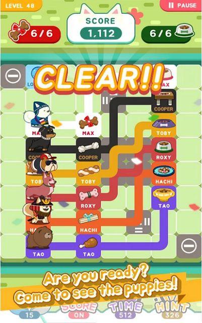 ► http://www.siberman.org/2015/07/puppy-flow-mania-android-apk-indir.html  Puppy Flow Mania, android cihazlarınızda ücretsiz olarak oynayabileceğiniz eğlenceli yapıya sahip bulmaca oyunu. Sevimli köpeklere evini bulmasında yardım edeceğiniz Puppy Flow Mania oyununu bulmaca oyunu seven kullanıcıların mutlaka denemesi gerekiyor. Oyundaki temel amaç minik köpekleri önce beslemek ve sonrasında yuvalarına doğru şekilde götürmek.