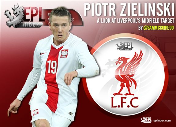 Piotr Zielinski  A Look at Liverpools Midfield Target