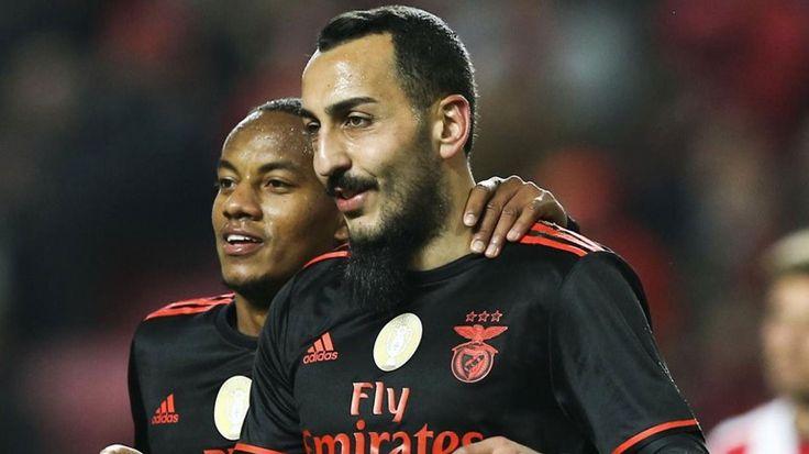 Carrillo e Mitroglou, SL Benfica