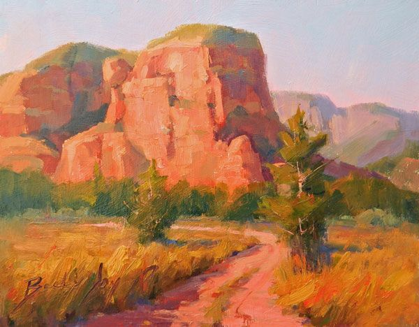 How to adapt to changling light in plein air painting http://easelnotes.com/2013/how-to-adapt-to-changing-light-in-plein-air-painting/