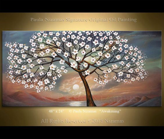 https://www.etsy.com/listing/268763005/large-wall-art-tree-painting-landscape