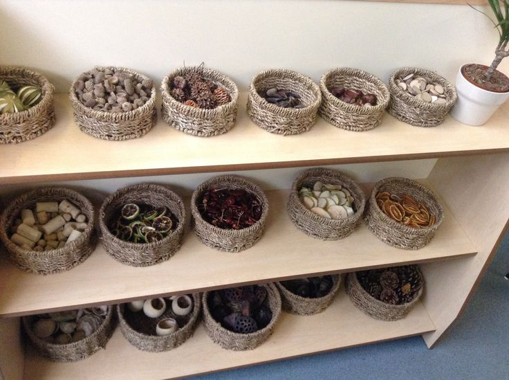A selection of natural resources.