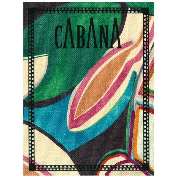 The Best Holiday Gifts of 2015—Cabana Magazine Issue 4 with Cover in Dedar Fabric: $21.60; 1st Dibs.