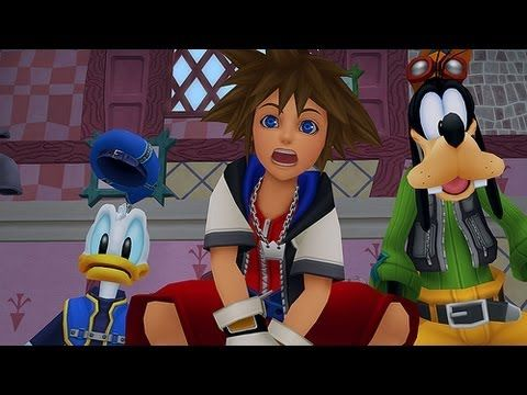 KINGDOM HEARTS HD 1.5 ReMIX Limited Edition Trailer