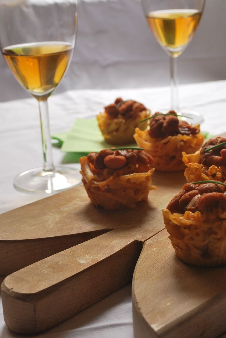 Fairies'kitchen: Pasta e fagioli finger food