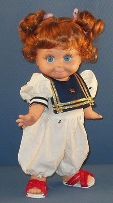 1-DOLL-WIG-size-14-KITTY-Babydoll-1-Lt-Ginger-Closeout
